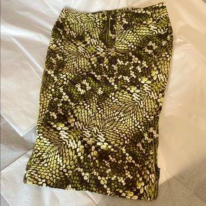 Cavalli pencil skirt